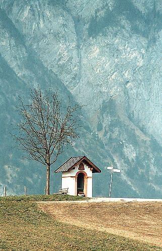 The Shrine. by macroman
