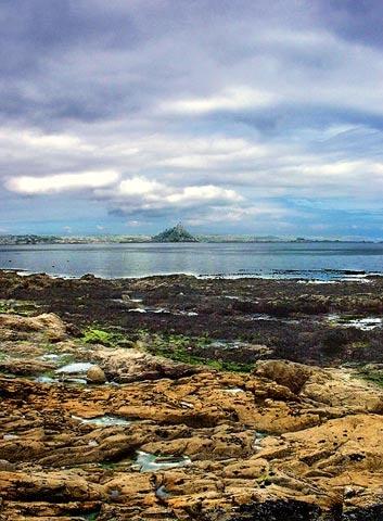 Penzance shoreline by billyji