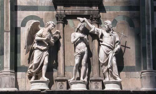 Baptistry - Florence by jamess