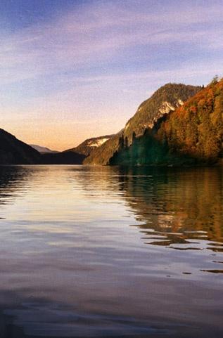 Austrian lake by billyji