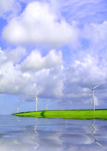 Wind Power by Steel