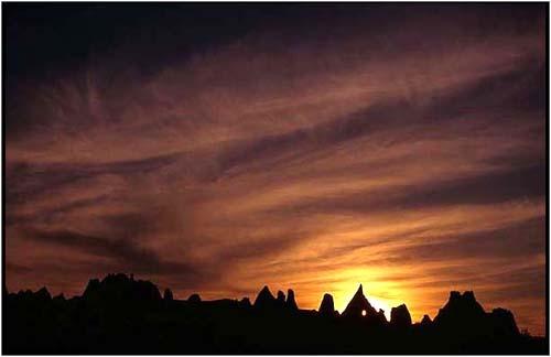 Cappadocia Sunset by alan1971