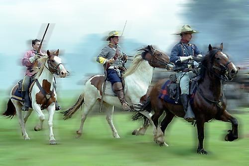 Cavalry by stevenb