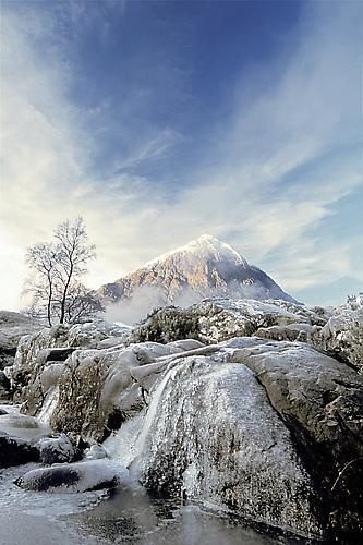 Bauchaille Etive Mor by peterpaterson