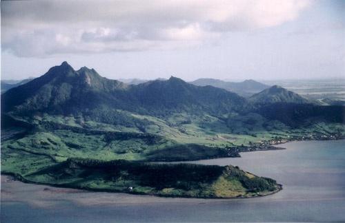Mauritius Coast by bayesp