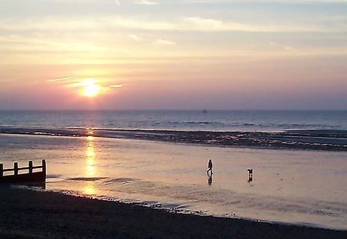 Sunrise Stroll by wendy9