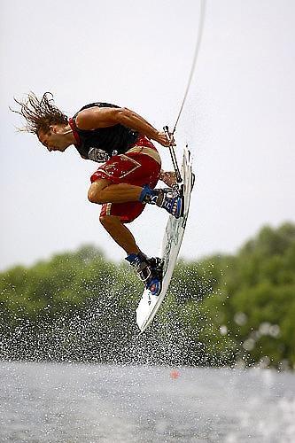 wake boarder by ZenTog