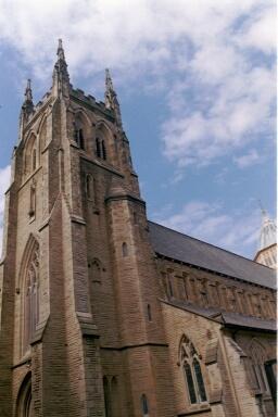 Sacred Heard RC Church by Pictoria