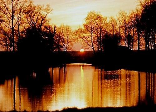 sunset by matta56