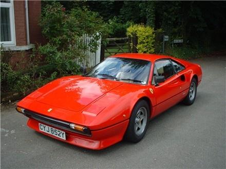 1979 Ferrari 308GTBi by jimbo_t