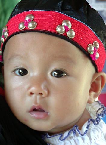 Thai Baby by Linda L. Hudson