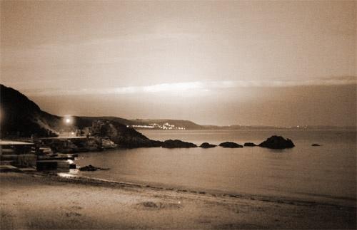 Looe Beach by trp
