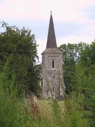 Foulness Island Church by Fred_Bear