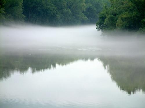 Fog & Reflection by G3