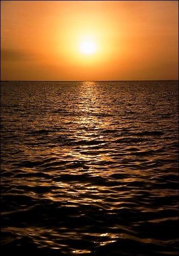 Golden Sunset by edz2001