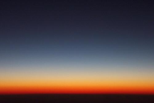 Sahara Sunset by shaun