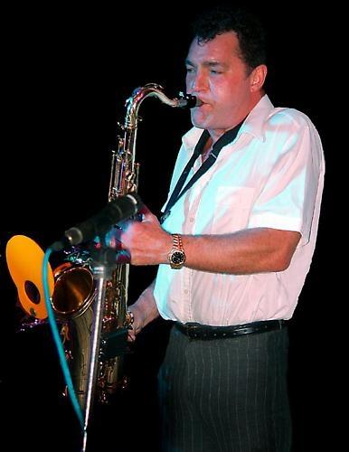 Baker st sax man by billyji