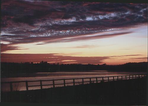 pitsford sunrise by matta56