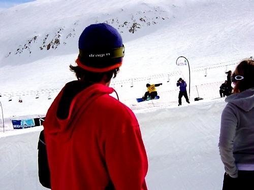 Snowboard Halfpipe by sezzy_boy