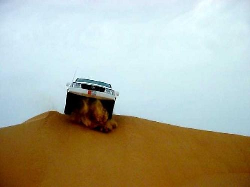 Desert Jeep by sezzy_boy