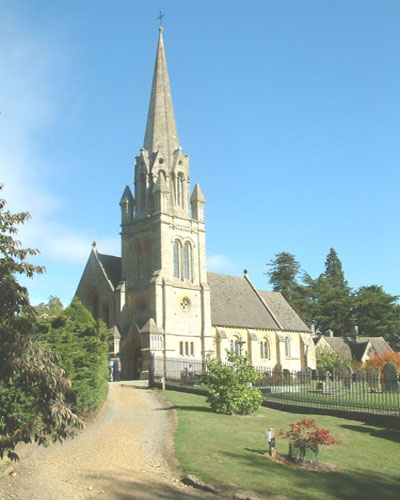Batsford Church, Glos. by alex.allen