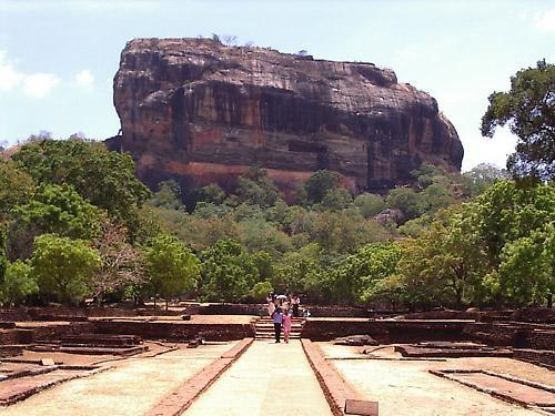 Sigiriya Rock Fortress, Sri Lanka. by tj