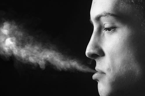 smoke 1 by leesearle