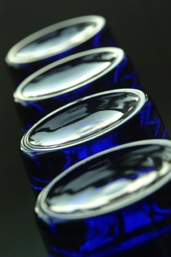 Blue Glasses by Kim Walton