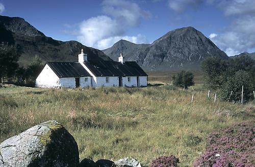 Black Rock Cottage   Glencoe by Brian2
