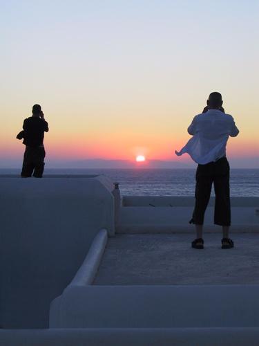 Sunset Snappers by iaingilfillan