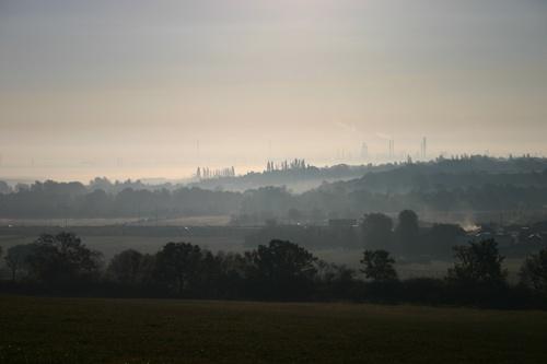 Early Mist by simon9924