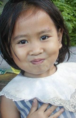 Balinese Child by Linda L. Hudson