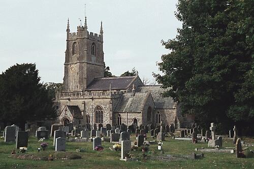 Avebury Church by ganstey