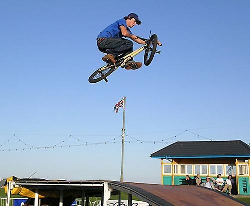 BMX by RubberBullets