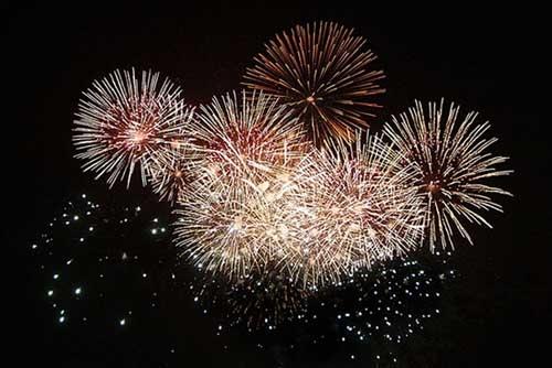 fireworks by jenroux