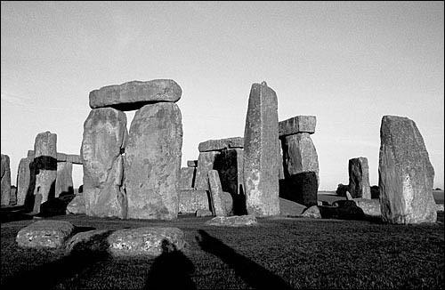 Stonehenge Shadows by edz2001