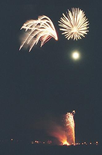 Fireworks by ganstey