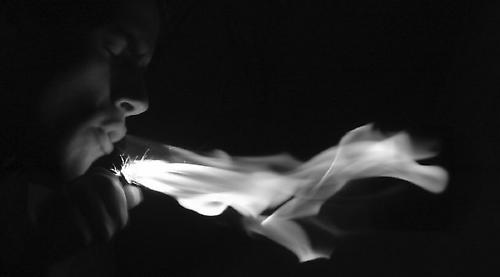 Fire Breather by matthewrennie