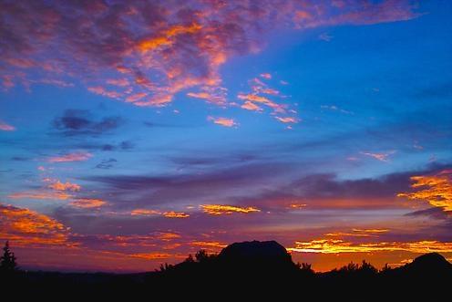 Sunrise by paul daglish