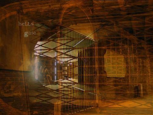 Hell\'s Gate by sshaida