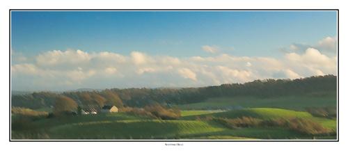 Scottish Hills by blu