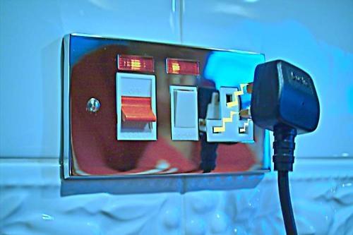 power socket by a.shepherd