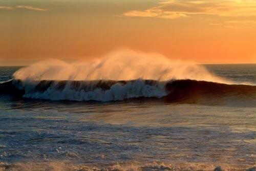 Atlantic Breakers by gibbsy