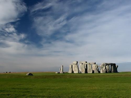 Stone Henge by Miles Herbert