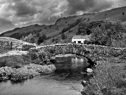 watlendath bridge by tva