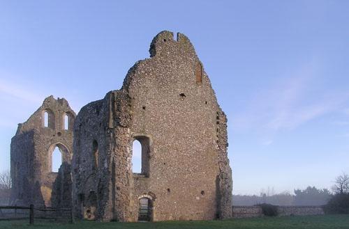Boxgrove Priory by gazleton