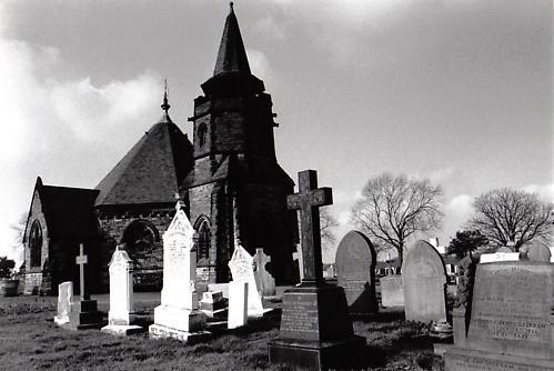 Cheshire Church #1 by graymw