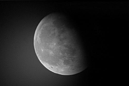 Misty Moon by blu