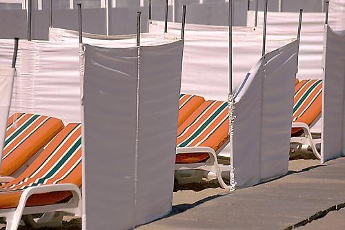 Beach Chairs by tebo