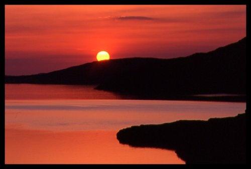 Ardmair Sunset by roy clark